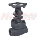 Threaded Forged Steel Gate Valve